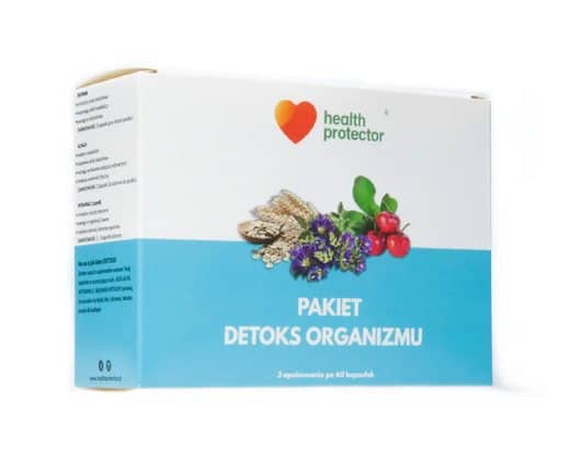 Pakiet Detoks Organizmu 1