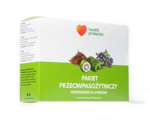 Pakiet Przeciwpasożytniczy odpowiedni dla wegan 1
