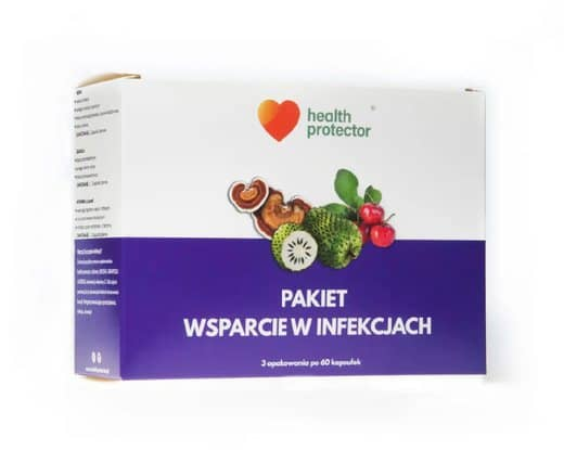Pakiet Wsparcie w Infekcjach 1